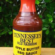 Apple Butter BBQ Sauce