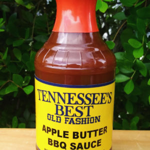 Apple Butter BBQ Sauce