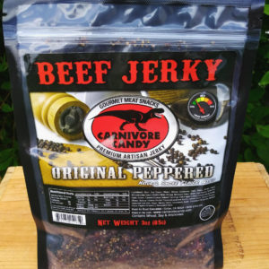 Original Peppered Tender Beef Jerky
