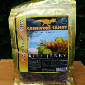 Caribbean Rum Tender Beef Jerky