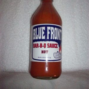Blue Front Hot