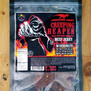 Creeping Reaper Tender Beef Jerky