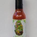 Iris Scream hot sauce