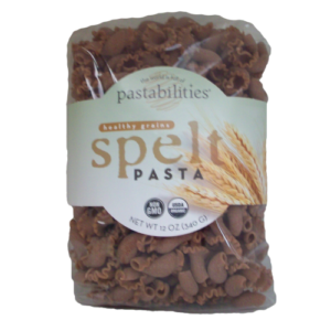 spelt-pasta