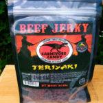 Teriyaki Tender Beef Jerky
