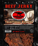 Beef Jerky Tradition Western