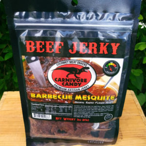 Barbecue Mesquite Jerky