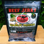 Garlic Pepper Tender Beef Jerky