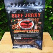 Korean Style Tender Beef Jerky