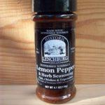 Lemon Pepper Rub